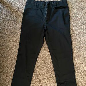 Men's Calvin Klein black pants